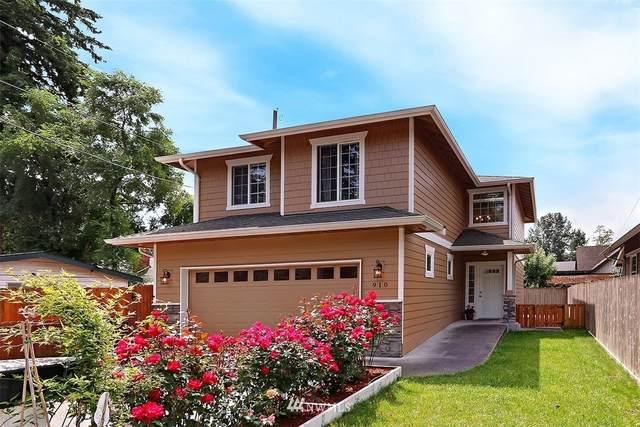 910 E 5th Street, Arlington, WA 98223 (#1779296) :: Simmi Real Estate