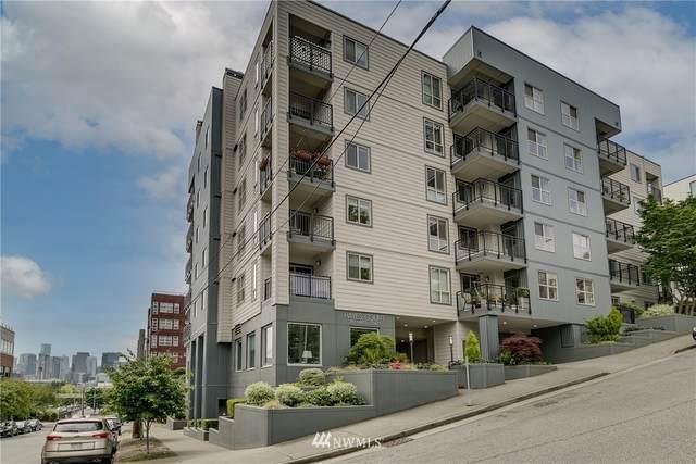 769 Hayes St #207, Seattle, WA 98109 (#1779307) :: Better Properties Lacey