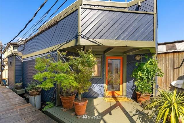2764 Westlake Avenue N F, Seattle, WA 98109 (#1779319) :: Better Properties Lacey