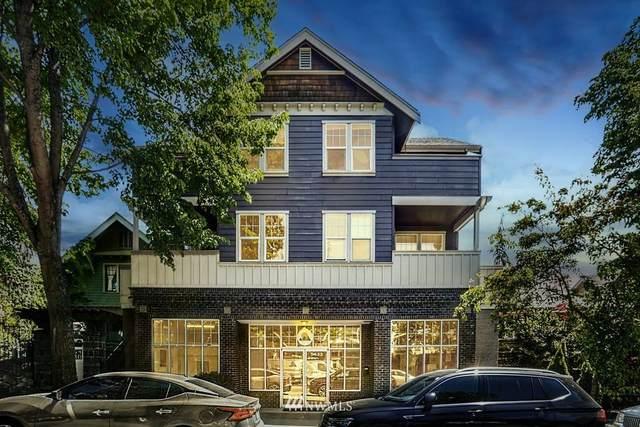 5430 California Avenue SW, Seattle, WA 98136 (#1779322) :: The Kendra Todd Group at Keller Williams