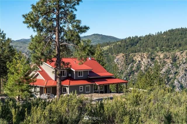 1877 Bear Mountain Road, Chelan, WA 98816 (#1779443) :: Becky Barrick & Associates, Keller Williams Realty