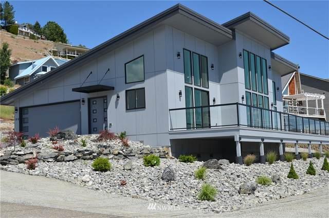 100 Riviera Drive, Chelan, WA 98816 (#1779615) :: Pacific Partners @ Greene Realty