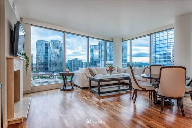 10650 NE 9th Place #1822, Bellevue, WA 98004 (#1779703) :: Ben Kinney Real Estate Team