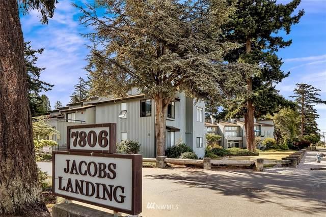 7806 Birch Bay Drive #407, Blaine, WA 98230 (#1779746) :: Simmi Real Estate