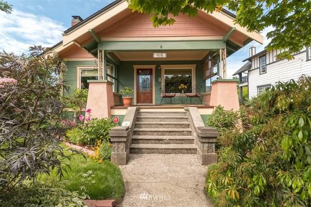 915 F Street, Centralia, WA 98531 (#1779819) :: Keller Williams Western Realty