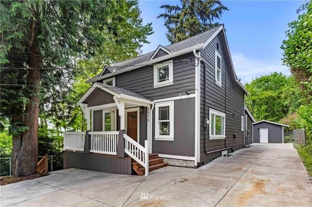 5016 S Wallace Street, Seattle, WA 98178 (#1779831) :: Northwest Home Team Realty, LLC