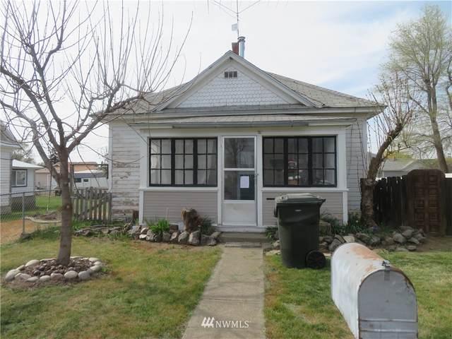 207 E Alder Avenue, Ritzville, WA 99169 (#1779867) :: Keller Williams Western Realty