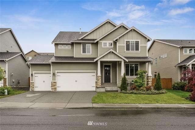 8203 206th Avenue E, Bonney Lake, WA 98391 (#1779880) :: Ben Kinney Real Estate Team