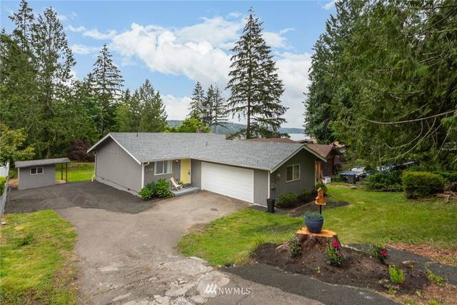 70 E Huckleberry Drive, Grapeview, WA 98546 (#1779980) :: Keller Williams Western Realty