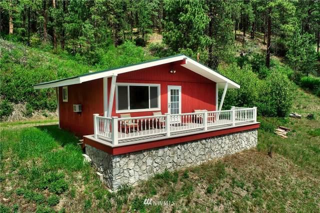 868 Twisp River Rd, Twisp, WA 98856 (#1780023) :: Keller Williams Western Realty