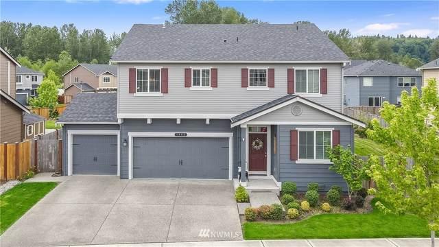 1003 Van Ogle Lane NW, Orting, WA 98360 (#1780066) :: Keller Williams Western Realty