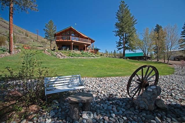 100 Gold Creek Road, Carlton, WA 98814 (MLS #1780068) :: Nick McLean Real Estate Group