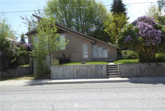 503 Federal Avenue, Grand Coulee, WA 99133 (#1780080) :: The Kendra Todd Group at Keller Williams