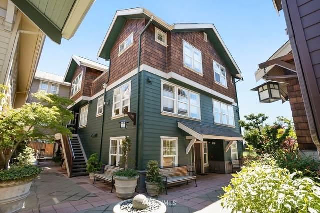 5430 California Avenue SW 3A, Seattle, WA 98136 (#1780151) :: Keller Williams Western Realty