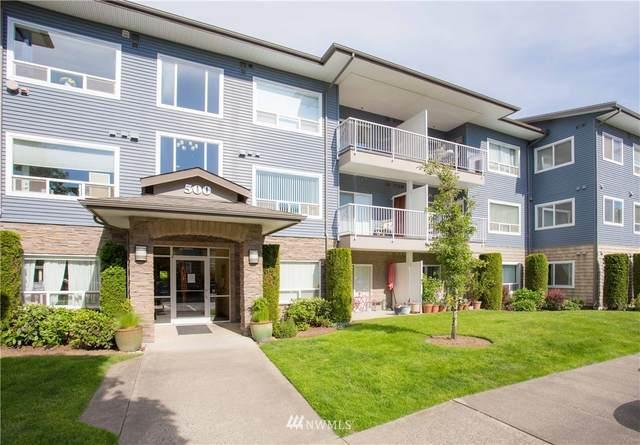 500 Darby Drive #111, Bellingham, WA 98226 (#1780226) :: Ben Kinney Real Estate Team