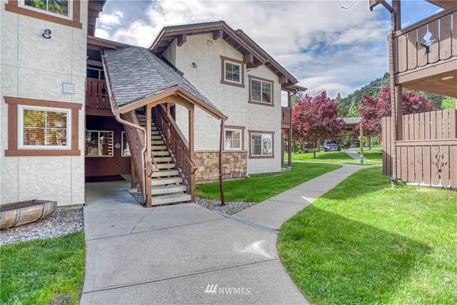 545 Junction Lane D704, Leavenworth, WA 98826 (#1780238) :: Keller Williams Western Realty