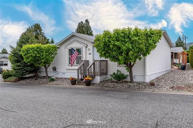1609 Fairview Avenue #49, Wenatchee, WA 98801 (#1780387) :: Ben Kinney Real Estate Team