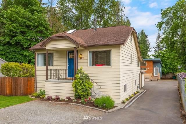 1821 NE 171st Street, Shoreline, WA 98155 (#1780461) :: McAuley Homes