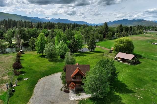 42 Durango Drive, Winthrop, WA 98862 (#1780493) :: Keller Williams Western Realty