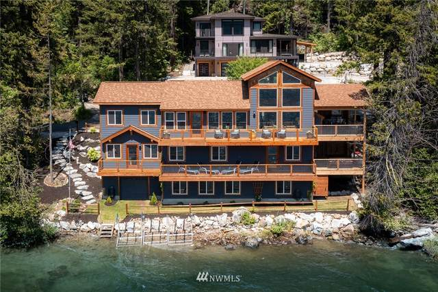 17357 North Shore Drive, Leavenworth, WA 98826 (#1780502) :: Mike & Sandi Nelson Real Estate