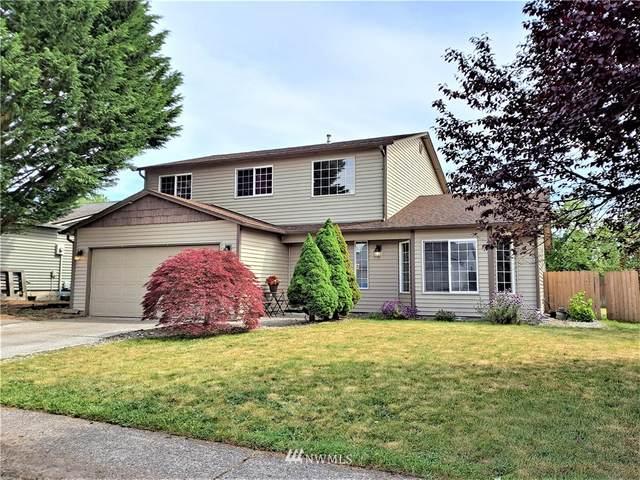 13811 NE 88th Street, Vancouver, WA 98682 (#1780597) :: Beach & Blvd Real Estate Group