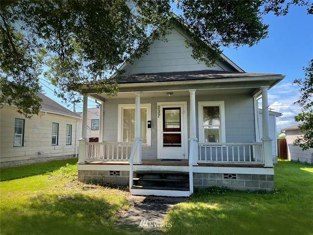 237 SW James Street, Chehalis, WA 98532 (#1780620) :: Keller Williams Western Realty