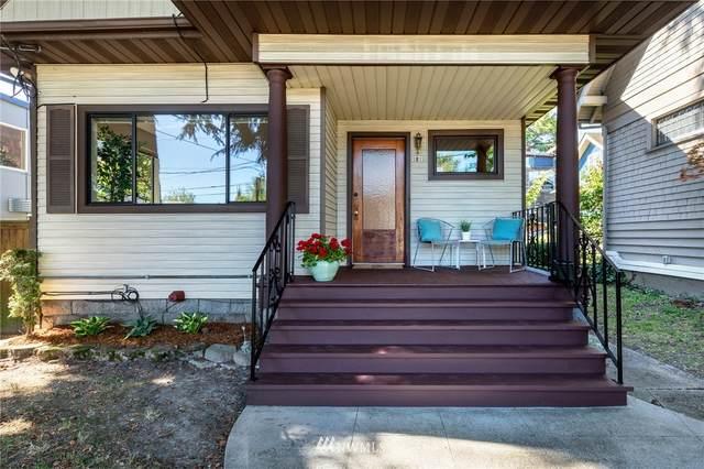 1811 E Thomas Street, Seattle, WA 98112 (#1780830) :: Keller Williams Western Realty