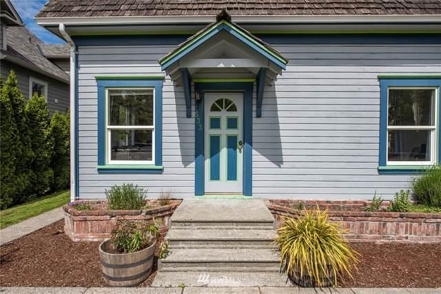 533 E Fifth Street, Port Angeles, WA 98362 (#1780911) :: Better Properties Lacey