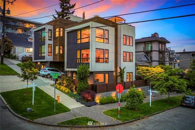 1000 5th Ave N, Seattle, WA 98109 (#1781028) :: TRI STAR Team   RE/MAX NW