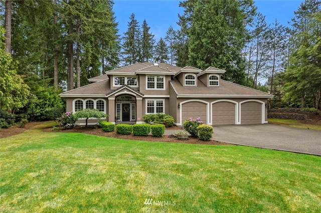 12703 Tanager Drive NW, Gig Harbor, WA 98332 (#1781074) :: Keller Williams Western Realty
