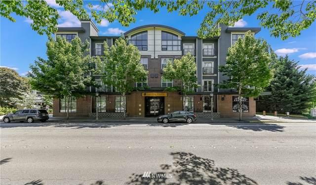 16275 NE 85th Street #312, Redmond, WA 98052 (#1781352) :: Tribeca NW Real Estate