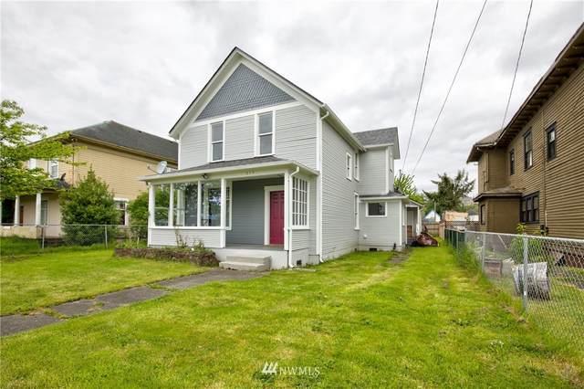 614 E 1st Street, Aberdeen, WA 98520 (#1781425) :: Beach & Blvd Real Estate Group