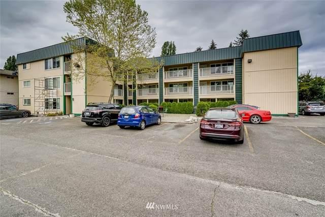 101 SW 119th Street #207, Seattle, WA 98146 (#1781636) :: Keller Williams Realty
