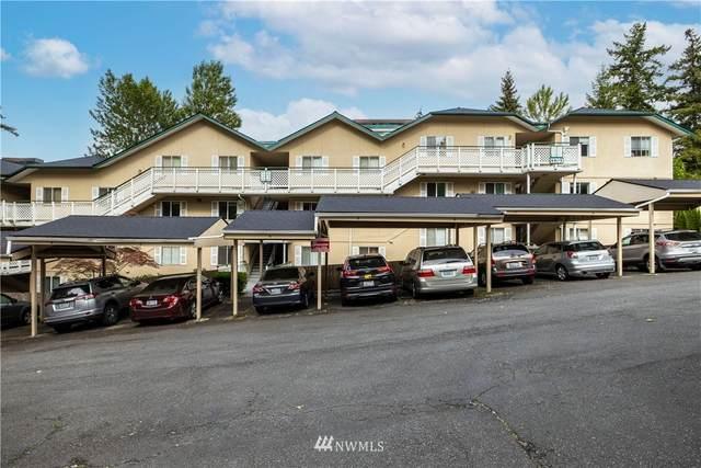 8805 166th Avenue NE #204, Redmond, WA 98052 (#1781648) :: Icon Real Estate Group