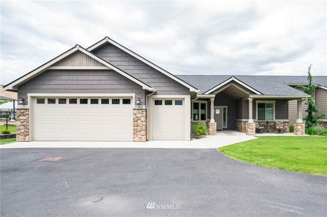 1718 Central Avenue 3B, Wenatchee, WA 98802 (#1781660) :: The Kendra Todd Group at Keller Williams
