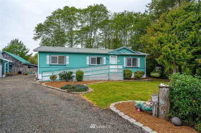 864 Hart Street, Grayland, WA 98547 (#1781683) :: Better Properties Lacey