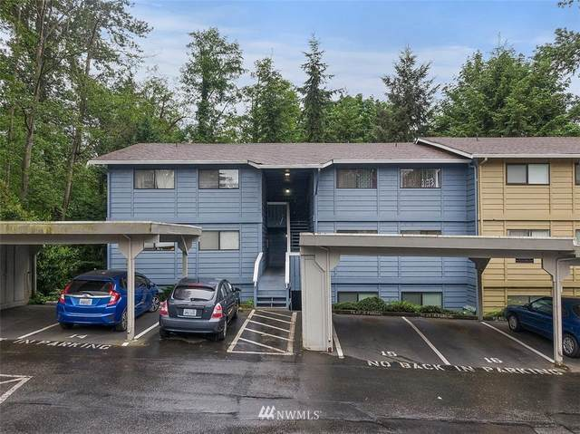 2311 Kent Des Moines Road B305, Des Moines, WA 98198 (#1781747) :: Priority One Realty Inc.