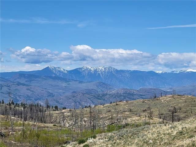 0 Lone Spur Road, Oroville, WA 98844 (#1781769) :: Keller Williams Western Realty