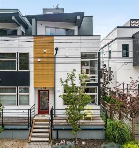 2411 Wickstrom Place SW, Seattle, WA 98116 (#1781931) :: McAuley Homes