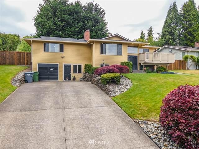 1414 Woodside Drive, Fircrest, WA 98466 (#1782034) :: Better Properties Lacey
