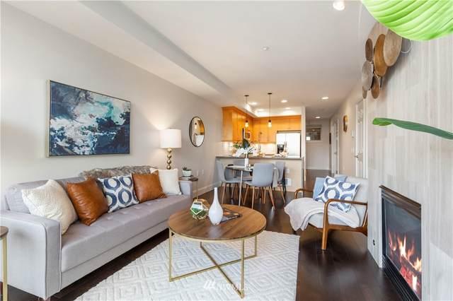 10047 Main Street #405, Bellevue, WA 98004 (#1782180) :: Ben Kinney Real Estate Team