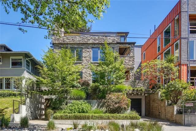 744 Harvard Avenue E #200, Seattle, WA 98102 (#1782197) :: Keller Williams Western Realty