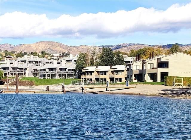 1 Lakeside 710-K, Manson, WA 98831 (MLS #1782216) :: Nick McLean Real Estate Group
