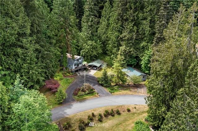 361 Mountain Trail Road, Brinnon, WA 98320 (#1782343) :: Keller Williams Western Realty