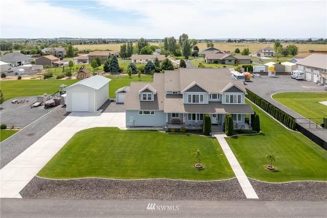 10289 Road 5.7 NE, Moses Lake, WA 98837 (#1782402) :: Mike & Sandi Nelson Real Estate