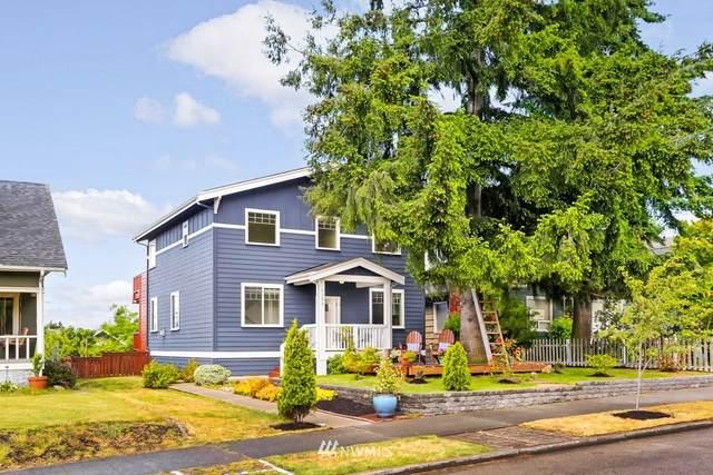 4131 44th Avenue SW, Seattle, WA 98116 (#1782448) :: Better Properties Real Estate