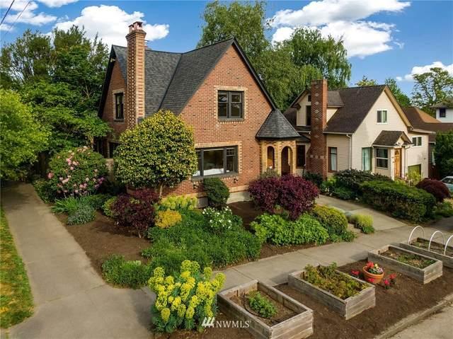 6756 17th Avenue NW, Seattle, WA 98117 (#1782531) :: Ben Kinney Real Estate Team