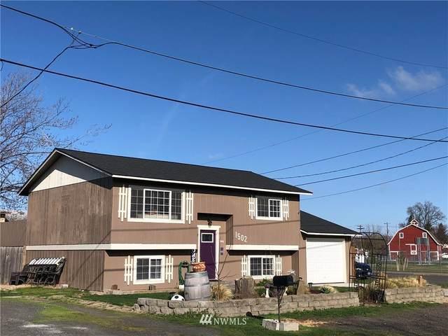 1502 Walnut Street, Milton-Freewater, OR 97862 (#1782635) :: Northwest Home Team Realty, LLC