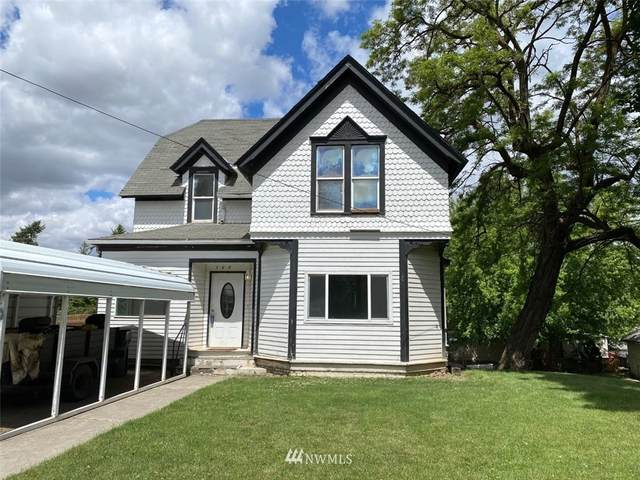 308 W Fourth Street, Waitsburg, WA 99361 (#1782692) :: Keller Williams Western Realty