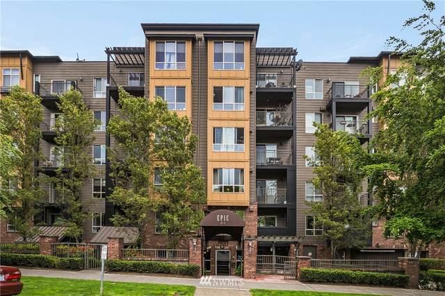 412 11th Avenue Ph5, Seattle, WA 98122 (#1782775) :: Shook Home Group